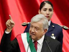 "Mexico's New President Vows To End ""Rapacious"" Elite In First Speech"
