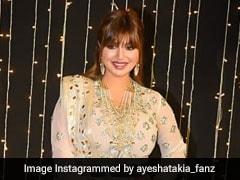 सलमान खान की 'वॉन्टेड' गर्ल प्रियंका चोपड़ा के रिसेप्शन में यूं आईं नजर, Video हुआ वायरल