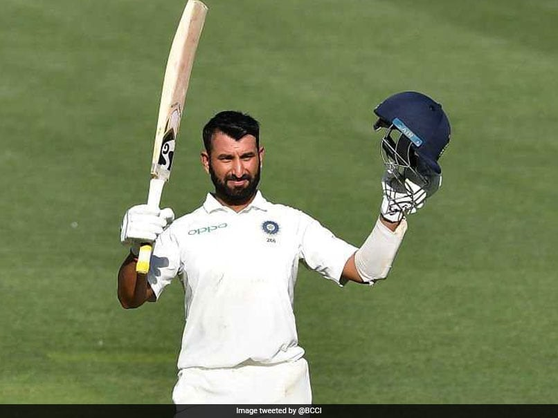 India vs Australia 1st Test Cheteshwar Pujara Ton Helps India Fight Back Against Australia On Day 1