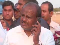 पार्टी नेता की मौत पर भड़के CM कुमारस्वामी, हत्यारे को 'बेरहमी से शूटआउट में मार डालो' का आदेश देते कैमरे में हुए कैद, देखें VIDEO