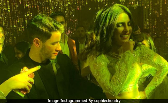 Nick Jonas & Priyanka Chopra Host Second Wedding Reception in India