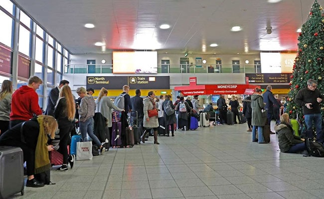 London's Gatwick Airport To Stay Closed After Another Drone Sighting