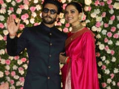 Inside Kapil Sharma And Ginni Chatrath's Mumbai Reception With Deepika Padukone-Ranveer Singh, Rekha, Jeetendra, Dharmendra And Others