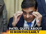 "Video : ""Surprised"", Says RBI Independent Director On Urjit Patel's Resignation"