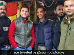 After Poll Wins, Rahul Gandhi On Holiday In Shimla With Sister Priyanka