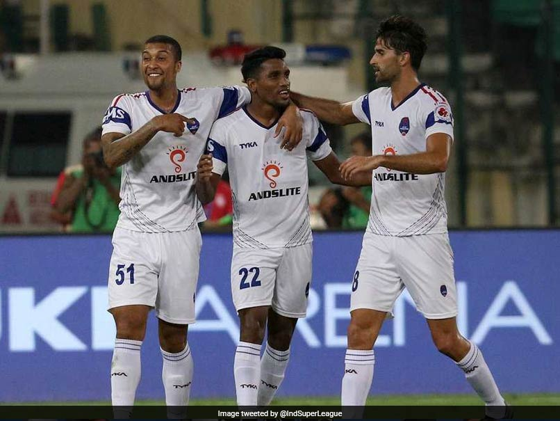 ISL 2018: Delhi Dynamos Beat Chennaiyin FC To Register Season