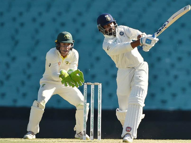 India vs Australia: Murali Vijay Goes From 74 To 100 In An Over - Watch