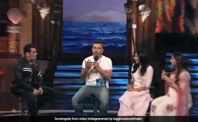 Bigg Boss 12 Video: सलमान के सामने गुस्साईं श्रीसंत की बीवी, सुरभि के भाई बोले- वे मेरे द्वारा तैयार विस्फोट है