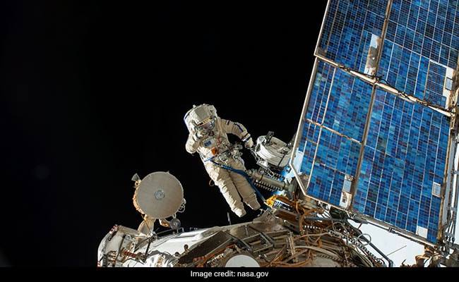 6-Hour Long Spacewalk For Russian Cosmonauts To Check On ISS-Docked Soyuz