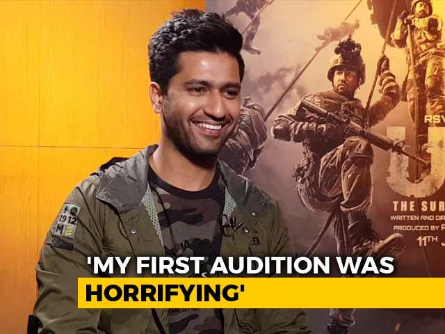 I'm Petrified Of Horror Films: Vicky Kaushal