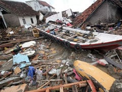 """Opened Door, Water Dragged Me Out"": Indonesia Tsunami Survivors Recall"
