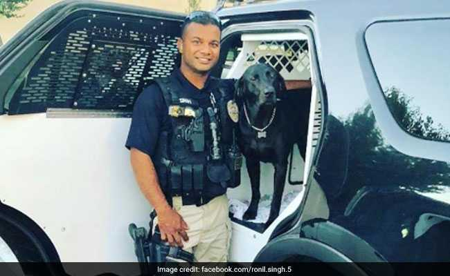 Manhunt ongoing for suspect who shot and killed California officer