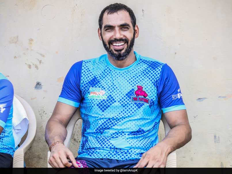 Kabaddi World Cup Winning Captain Anup Kumar Announces Retirement