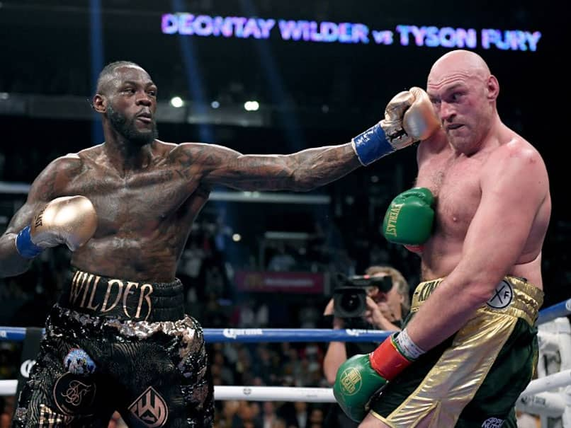 Deontay Wilder Retains Heavyweight Crown After Tyson Fury Thriller Ends In Draw