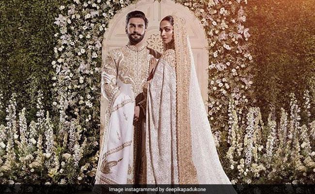 Deepika and Ranveer, Mumbai reception