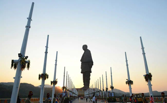 Statue Of Unity Sale Ad Seeks 30,000 Crores To Fight COVID-19, Case Filed