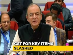 Video: 32-Inch TVs, Movie Tickets Get Cheaper; 7 Items Moved From 28% GST Rate