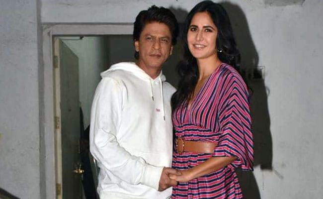 Katrina Kaif's Cute Striped Dress Will Definitely Make You Want To Get One Too