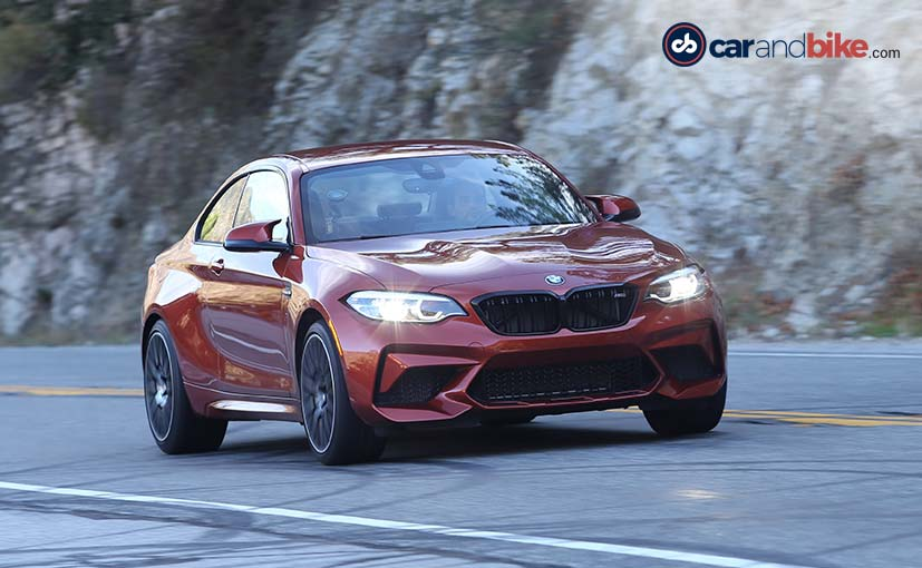 The updated M2 Competition has been launched in India at Rs. 79.90 lakh