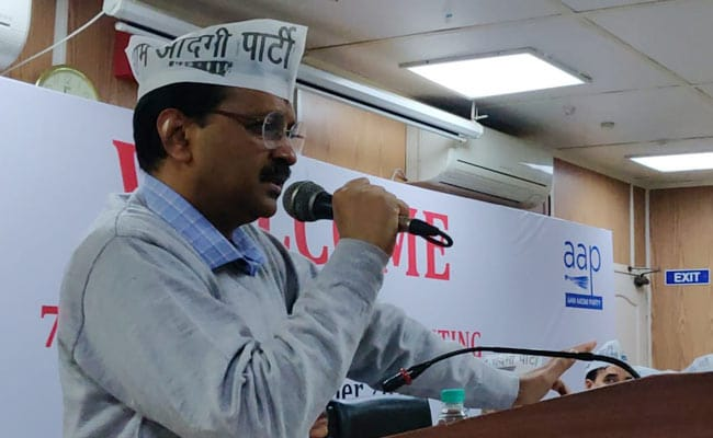 Arvind Kejriwal Says AAP Will Defeat BJP In All 7 Lok Sabha Seats In Delhi