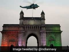 Watch: Impressive Show Of Skills At Navy Day Beating Retreat Rehearsal
