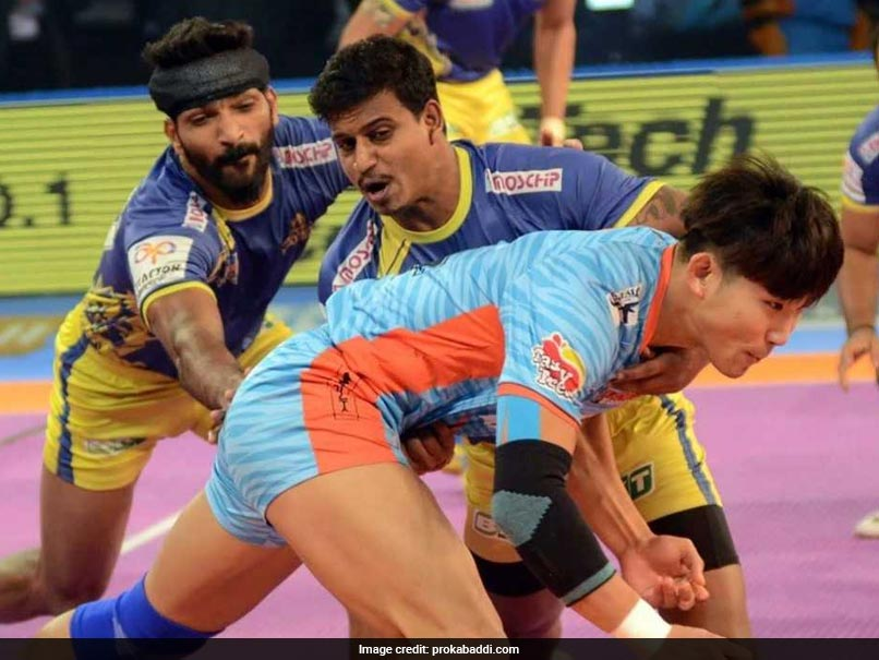 Pro Kabaddi League: Bengal Warriors Beat Tamil Thalaivas 27-24