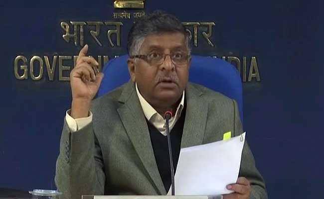 SC के फैसले को CBI की 'नैतिक जीत' बता रविशंकर प्रसाद ने ममता बनर्जी पर बोला हमला