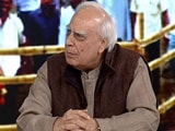 Video : Setback In BJP's Hindi Heartland? Congress' Kapil Sibal Discusses Polls