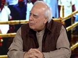Video: Setback In BJP's Hindi Heartland? Congress' Kapil Sibal Discusses Polls