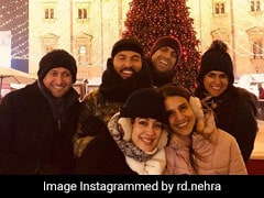 Inside Yuvraj Singh, Hazel Keech, Ashish Nehra And Friends' Holiday Indulgence In Budapest: See Pics
