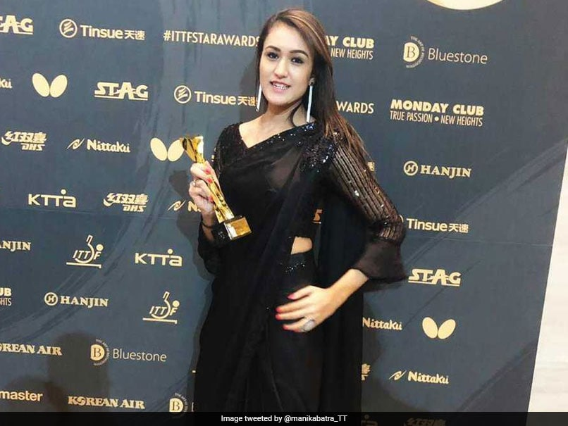Manika Batra First Indian To Win