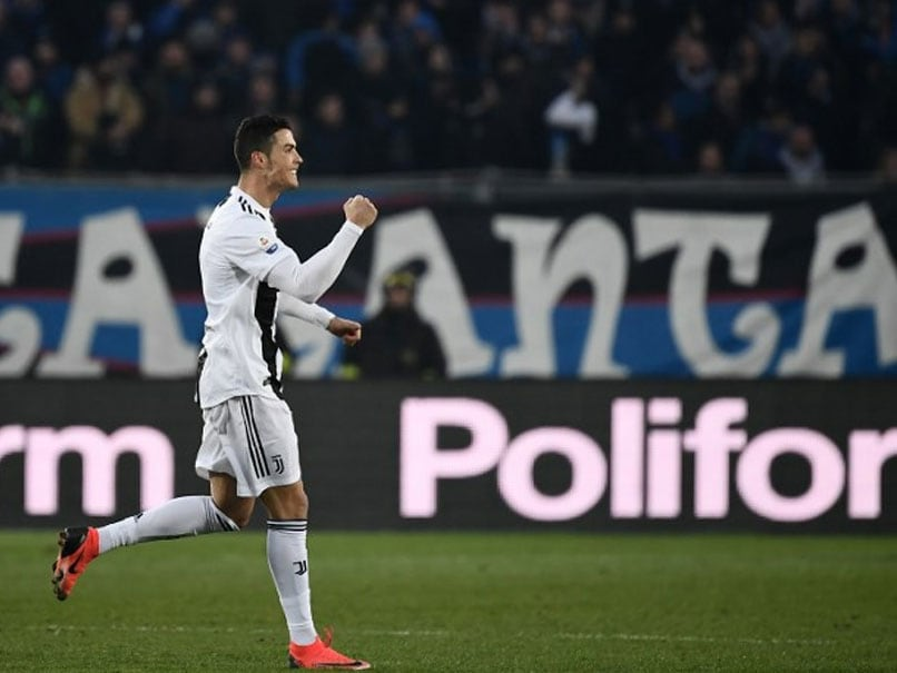 Cristiano Ronaldo Rescues Point For 10-Man Juventus At Atalanta