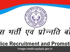 UP Police Recruitment Board To Hire Agency To Fill Over 9,500 Vacancies