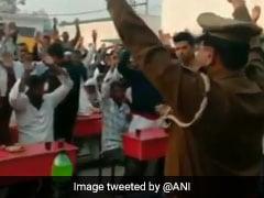 उत्तर प्रदेश पुलिस की अपील- गोकशी में शामिल लोगों की सूचना दो और करो सामाजिक बहिष्कार!