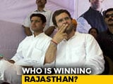 "Video: Poll Of Exit Polls: Congress Win In ""Revolving Door"" Rajasthan"