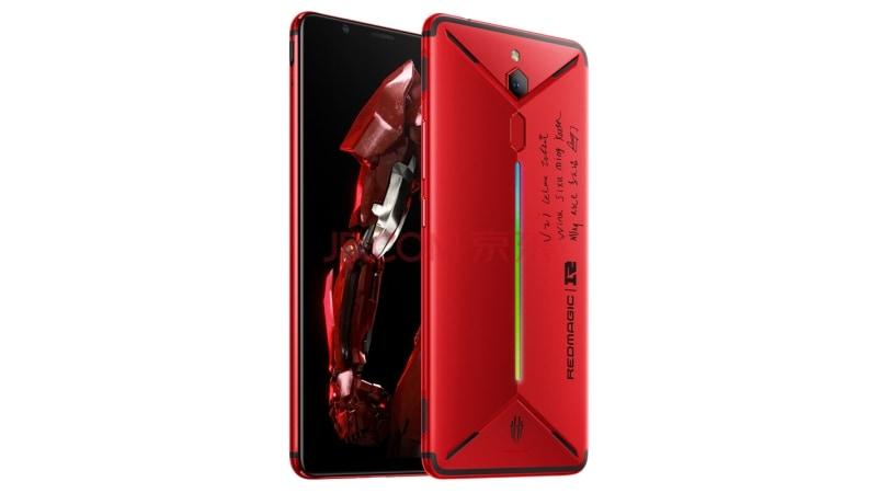 Nubia Red Magic Mars RNG Edition लॉन्च, 10 जीबी रैम वाला है यह गेमिंग स्मार्टफोन