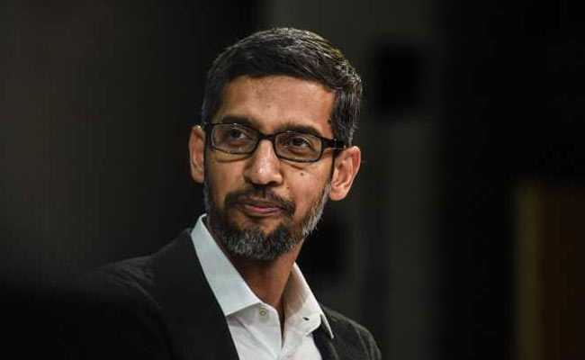CEO Sundar Pichai says Google has 'checks and balances' against bias