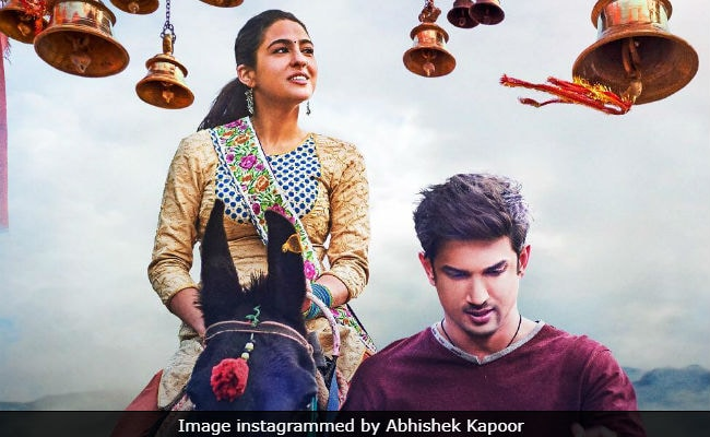 Kedarnath Movie Review Sara Ali Khan Steals Much Of Sushant Singh