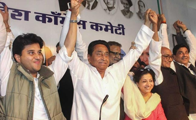 Congress leads in Rajasthan Assembly Elections, crosses majority mark