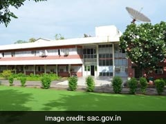 Fire Breaks Out At ISRO Campus In Ahmedabad