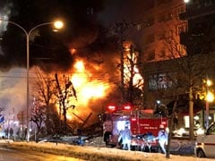 Over 40 Injured In Explosion At Bar In Japan, Cops Suspect Propane Tanks