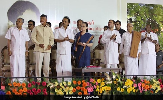Opposition Disagrees With MK Stalin Backing Rahul Gandhi For PM: Sources