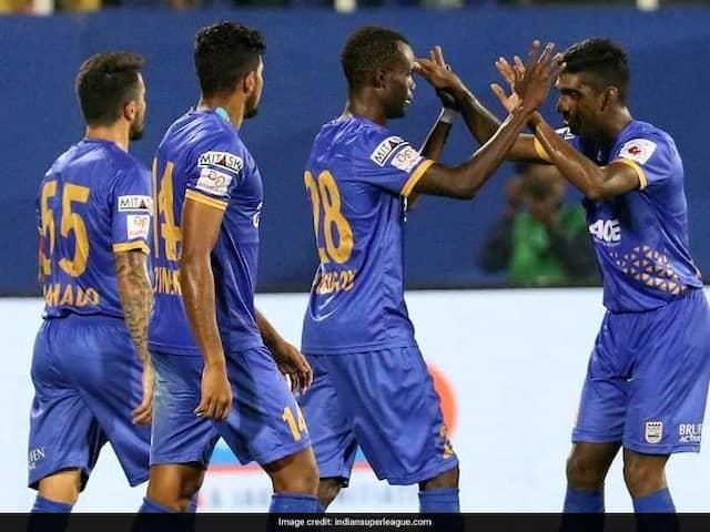 ISL: Mumbai Heap More Misery On Chennaiyin FC With 2-0 Win
