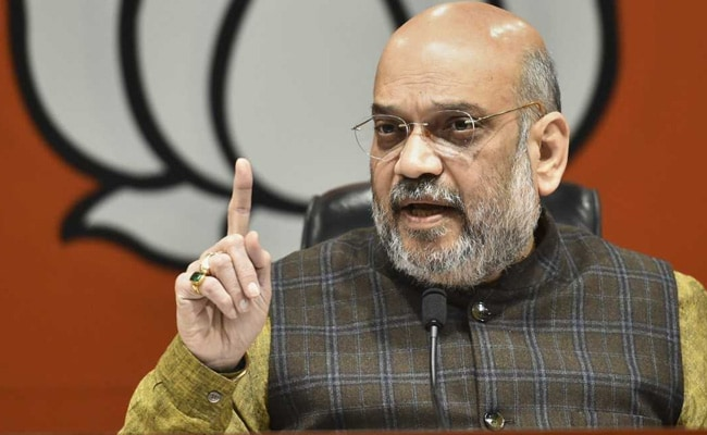 No Alliance Can Stop BJP From Realising Agenda Of Development: Amit Shah