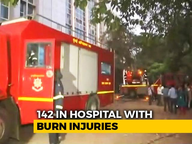Video : Mumbai Hospital Where 8 Died In Fire Had Failed Safety Test Two Weeks Ago