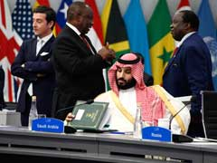 Saudi Crown Prince Is A Protected Pariah At G20 Summit