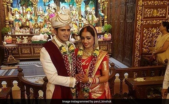 parul chauhan married