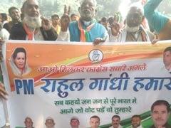 'अगले PM राहुल गांधी हमारे' के दिखे पोस्टर, रुझान आने के बाद कांग्रेस मुख्यालय पर जश्न, सिद्धू बोले- बुरे दिन जाने वाले हैं, राहुल आने वाले हैं