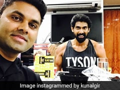 Happy Birthday Rana Daggubati: Here's The Diet Routine That Keeps The 34-Year-Old Foodie Actor Fit!
