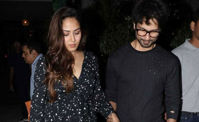 Seeing Stars? Mira Rajput's Jumpsuit Will Inspire You To Wear Them As Well